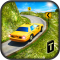 Taxi Driver 3D Hill Station APK