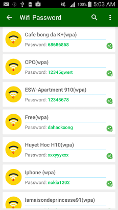Wifi Password [Root] v2.8.2 .apk File