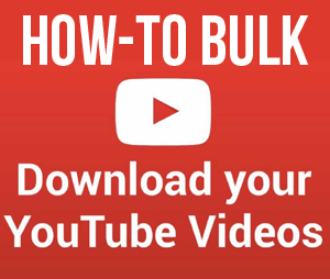 How to Bulk Download YouTube Videos using youtube-dl