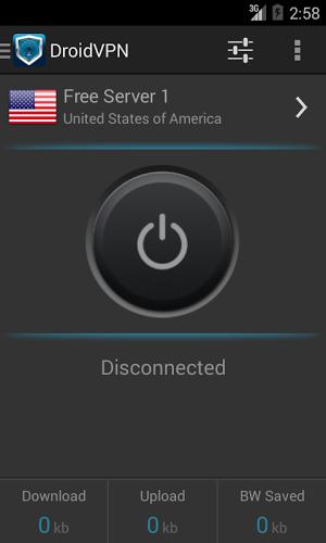 DroidVPN – Android VPN v2.7.5 .apk File