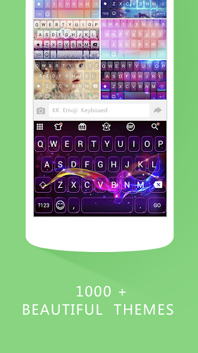 Emoji Keyboard + GIF Emoticons v3.8.4 .apk File