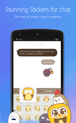 Flash Keyboard – Emojis & More v1.0.27 .apk File