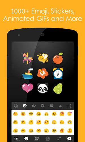 Ginger Keyboard – Emoji&Themes v7.8.06 .apk File