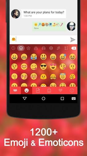 Kika Keyboard – Emoji, GIFs v4.3.5.7 .apk File