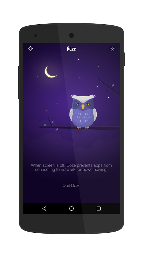 Doze – For Better Battery Life v1.12 .apk File