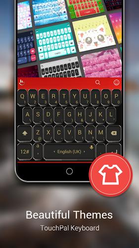 TouchPal – Cute Emoji Keyboard v5.8.3.1 .apk File