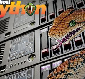 Web Host Python
