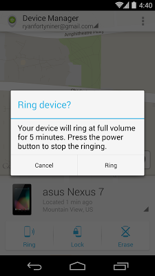 Android Device Manager v1.4.4 .apk File