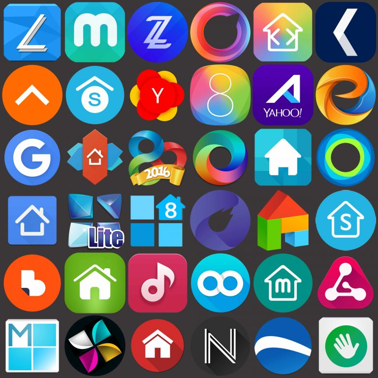 50+ top android launcher apps feature image
