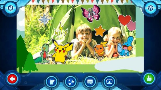 Camp Pokémon v1.2.3 .apk File