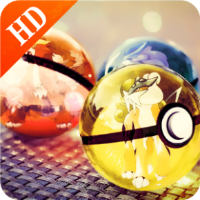 HD Wallpaper Pokeball Arts thumb