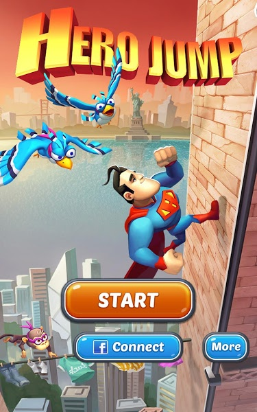 Hero Jump v1.0.9  .apk File