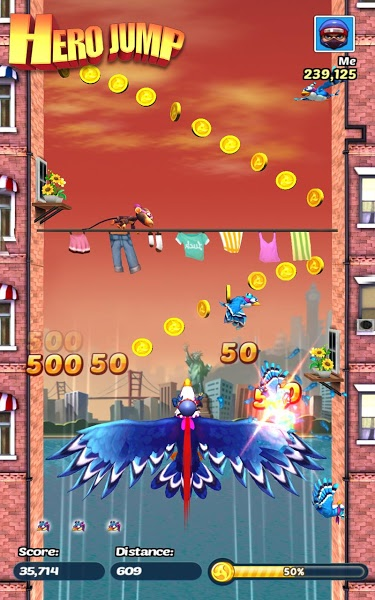 Hero Jump v1.0.9  .apk File