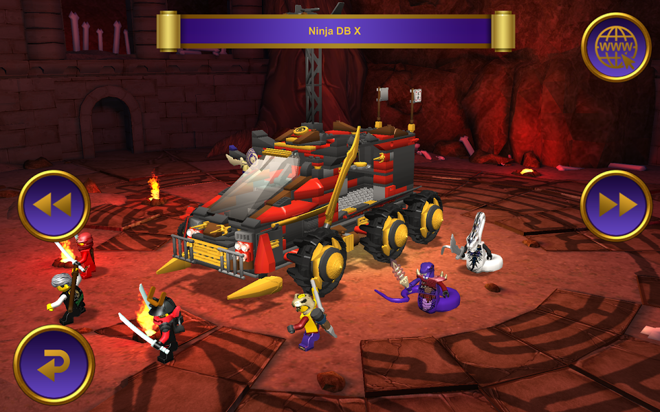 LEGO® Ninjago™ Tournament v .apk File