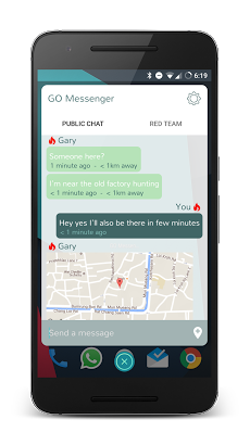 Messenger for Pokemon GO v2.1.6  .apk File