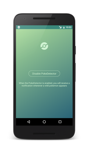 PokeDetector Notifications v1.1.1 .apk File