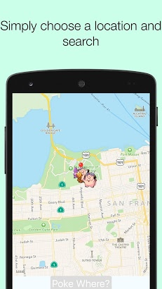 PokeWhere – Realtime Pokeradar v1.1.1 .apk File