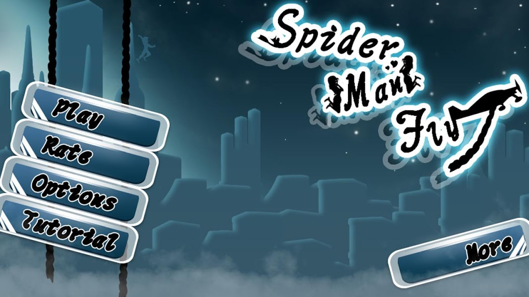 Spider Man Fly v2.2  .apk File