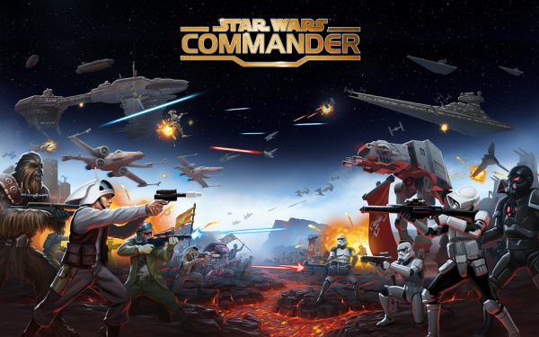 Star Wars™: Commander v4.2.0.8360  .apk File