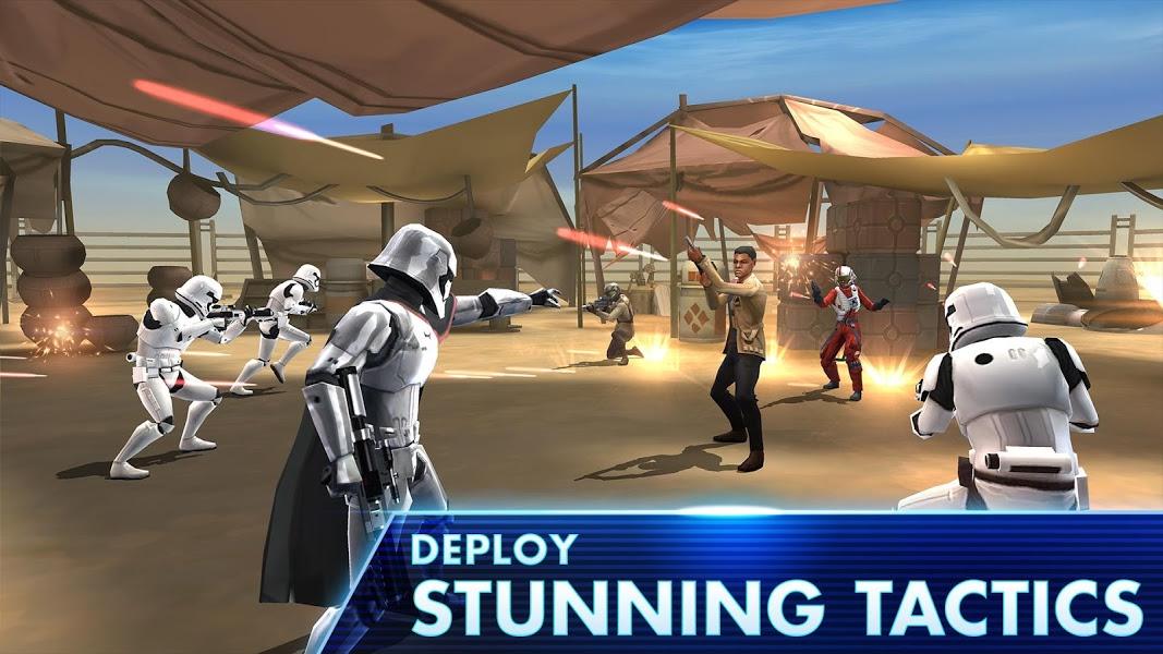 Star Wars™: Galaxy of Heroes v0.5.149973  .apk File