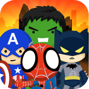 Top 20 Best Superhero Android Games in 2017