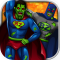 Zombie Superhero game for Kids Feature Image