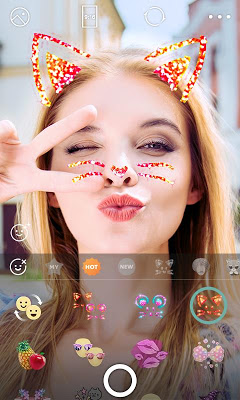 B612 – Take, Play, Share v5.2.1 .apk File