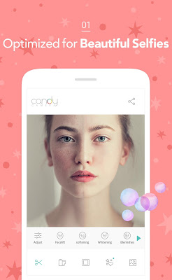 Candy Camera for Selfie v3.16 .apk File