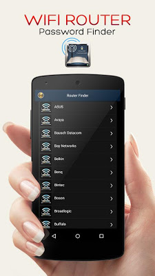 Free Wifi Password Router Key v2.4 .apk File