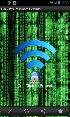 Hack Wifi Password Defender v4.1.2 .apk File