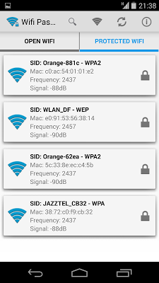 WIFI PASSWORD MASTER v3.6.1 .apk File