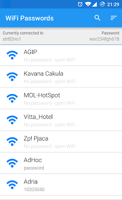 WiFi Passwords [ROOT] v1.3.0 .apk File