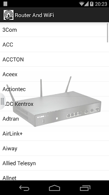 WiFi Router Passwords 2016 v2.1 .apk File