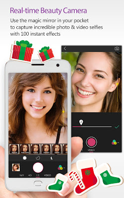 YouCam Perfect – Selfie Camera v5.14.3 .apk File