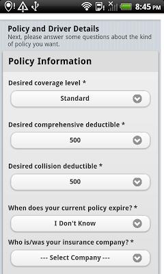 A+ Car Insurance v1.0 .apk File