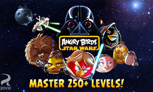 angry birds star wars game in PC