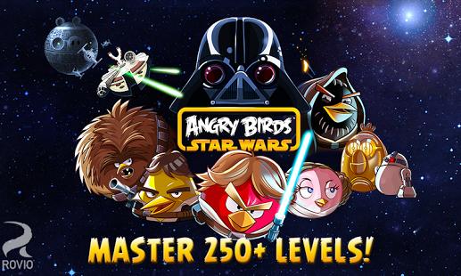 Angry Birds Star Wars v1.5.3 .apk File