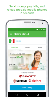 Xoom Money Transfer v4.5 .apk File
