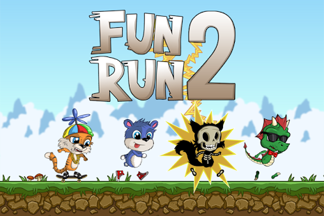 Fun Run 2 – Multiplayer Race v3.15 .apk File