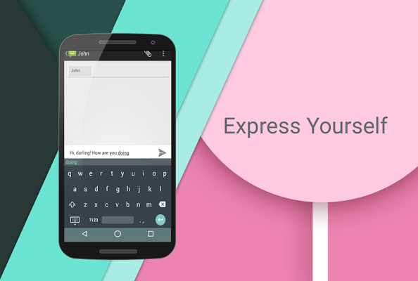 Lollipop Keyboard L Pro v1.6 .apk File