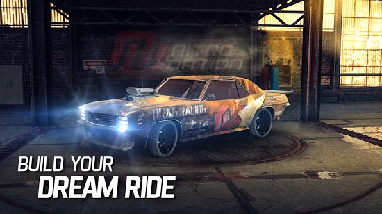 Nitro Nation Online v5.1 .apk File