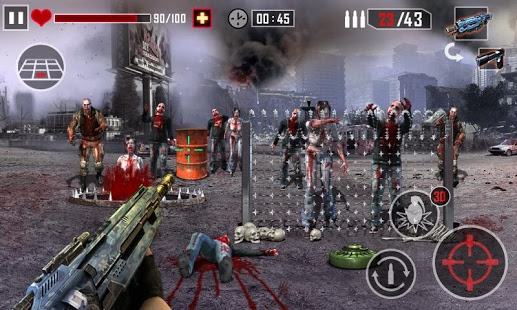 Zombie Killer v2.4 .apk File