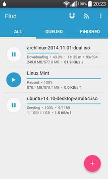Flud – Torrent Downloader v .apk File