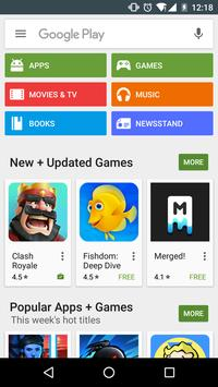 Google Play Store v7.3.07.K-all .apk File