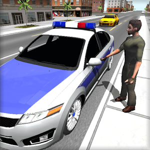 Police Car Driver Game