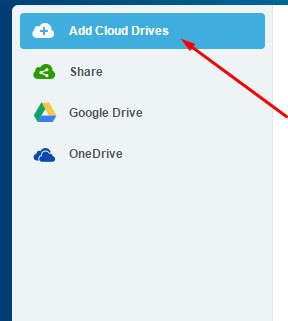 How to Merge Multiple Cloud Drives in One (Upload via URL on