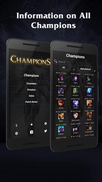 Champions of League of Legends v3.4.35 .apk File