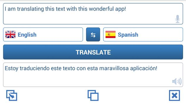 Language Translator v1.5 .apk File