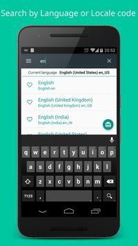 Locale & Language Setting v6.4.1 .apk File