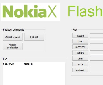 Free Download Nokia X Flashing Tool (Android OS)